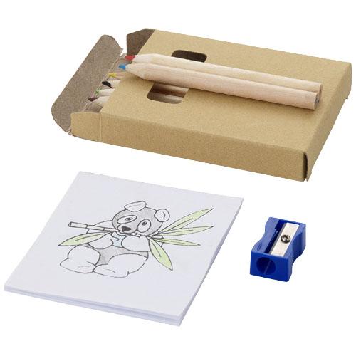 8-elementowy zestaw do malowania i rysunku Streaks (10621800)