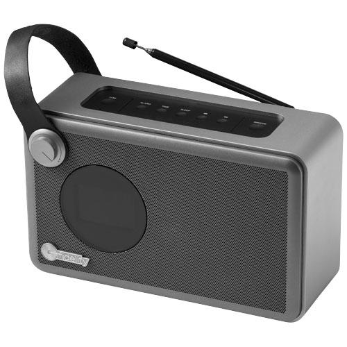 Radio z budzikiem Whirl (10823700)