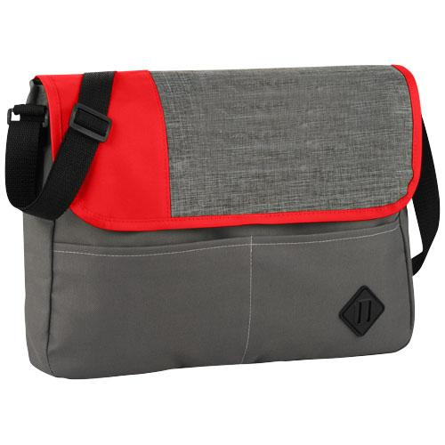 Offset messenger bag