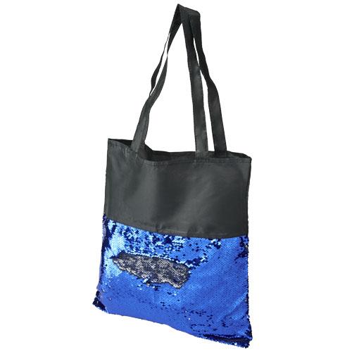 Mermaid sequin tote bag
