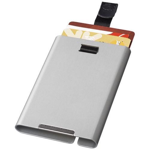 Pilot RFID secure card slider
