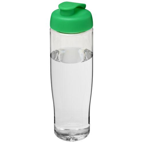 Bidon H2O Tempo® o pojemności 700 ml z wieczkiem zaciskowym (21004006)