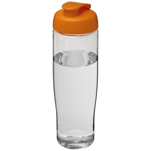 Bidon H2O Tempo® o pojemności 700 ml z wieczkiem zaciskowym (21004007)