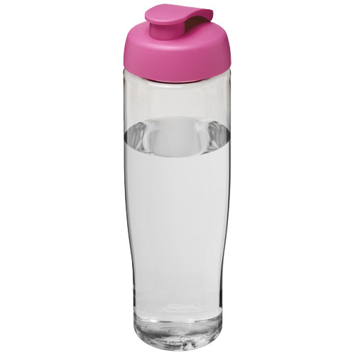 Bidon H2O Tempo® o pojemności 700 ml z wieczkiem zaciskowym (21004008)