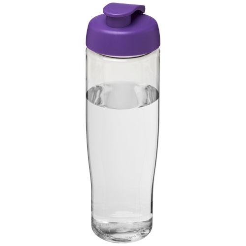 Bidon H2O Tempo® o pojemności 700 ml z wieczkiem zaciskowym (21004009)
