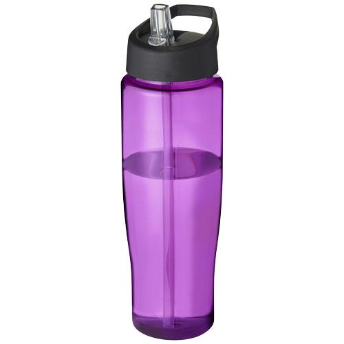Bidon H2O Tempo® o pojemności 700 ml z wieczkiem z słomką (21004407)