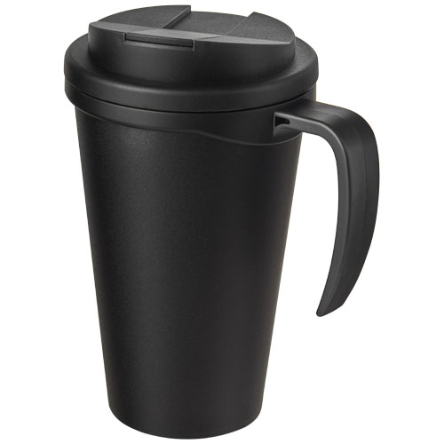 Americano Grande 350 ml mug with spill-proof lid (21042100)