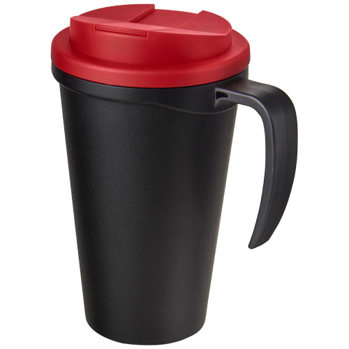 Americano Grande 350 ml mug with spill-proof lid (21042102)