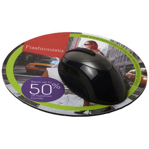 Okrągła podkładka pod mysz Q-Mat® (21052800)