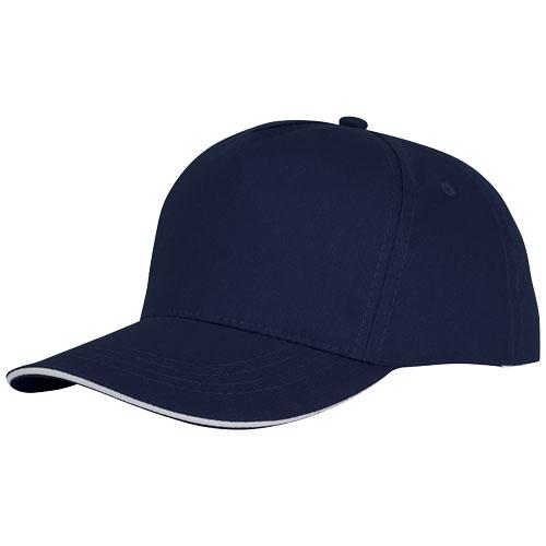grantaowy, 5-panelowa czapka CETO (38674490)