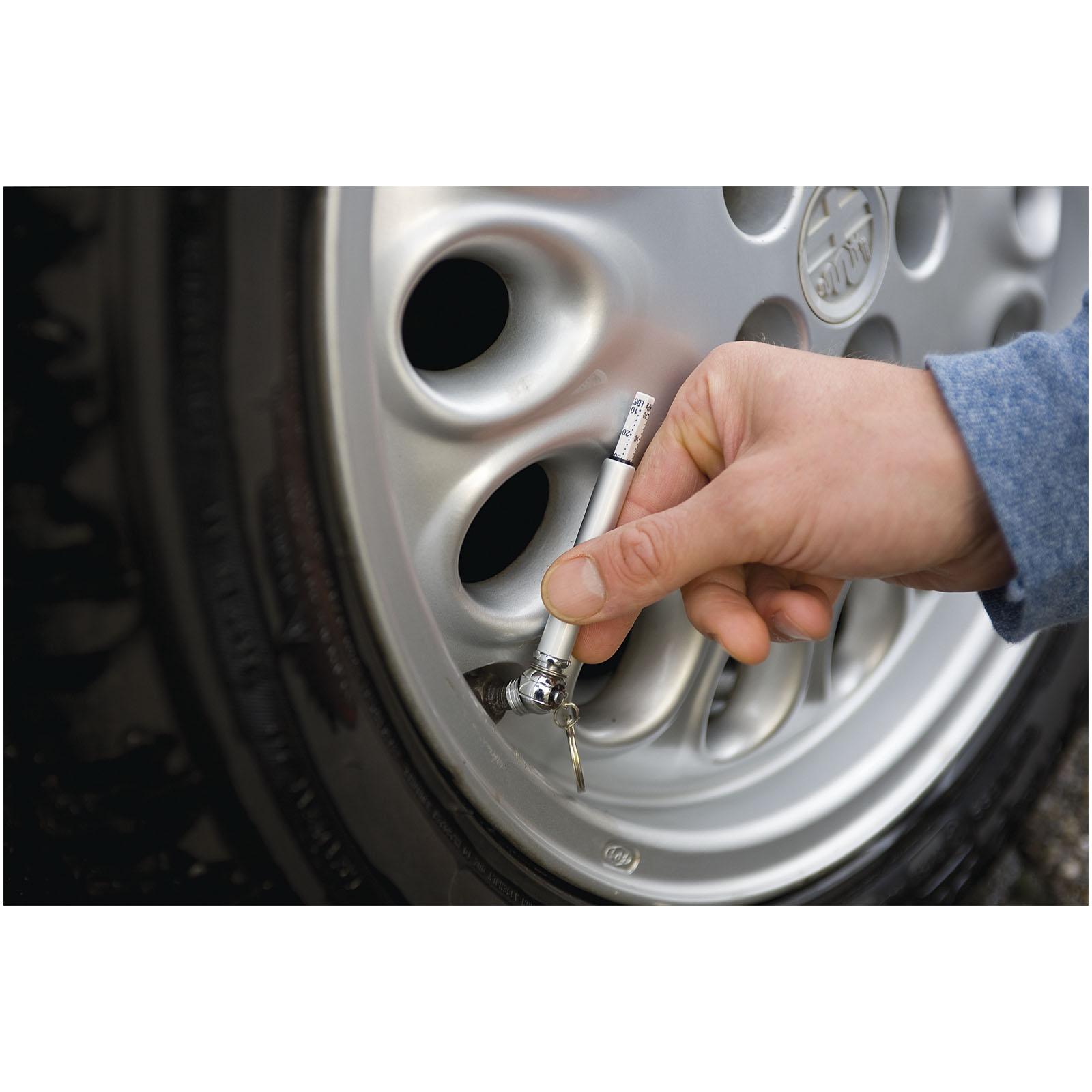 Camber tyre gauge