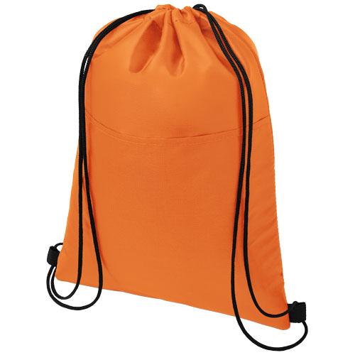 Oriole 12-can drawstring cooler bag