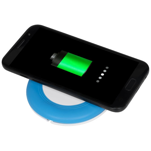 Nebula wireless charging pad with 2-in-1 cable