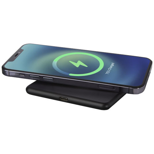 Loop 10W recycled plastic wireless charging pad