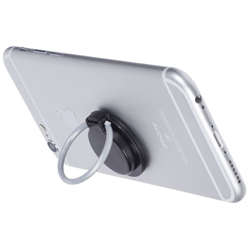 Loop ring and phone holder