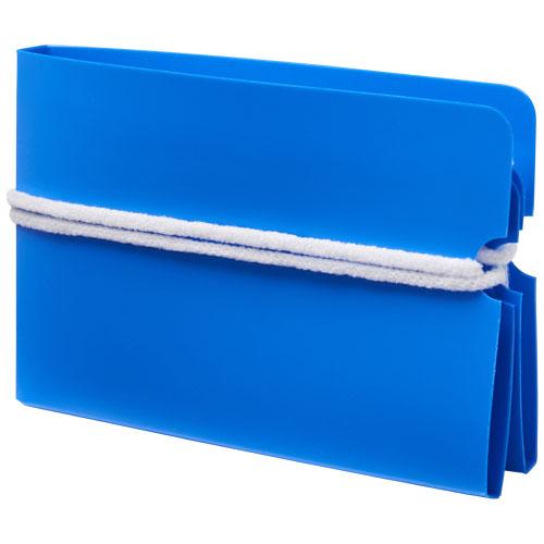 Madden fold-up face mask wallet
