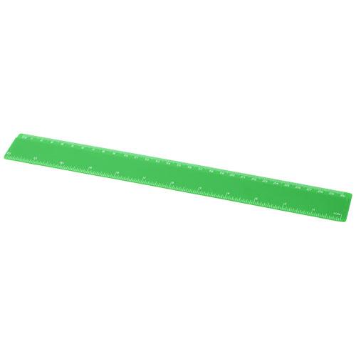 Renzo 30 cm plastic ruler