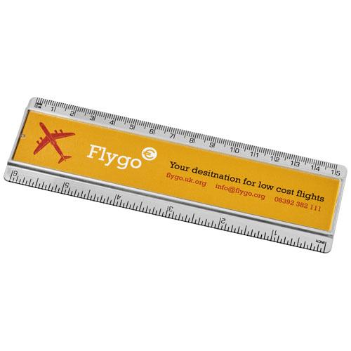 Ellison 15 cm plastic insert ruler