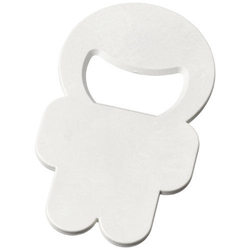 Buddy person-shaped bottle opener