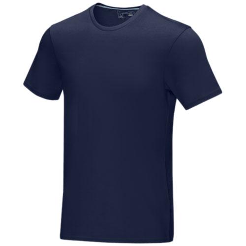 Azurite short sleeve men's GOTS organic t-shirt