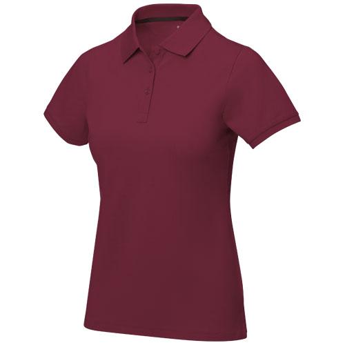 Calgary short sleeve women's polo