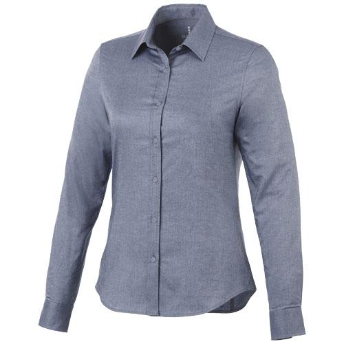 Vaillant long sleeve women's oxford shirt