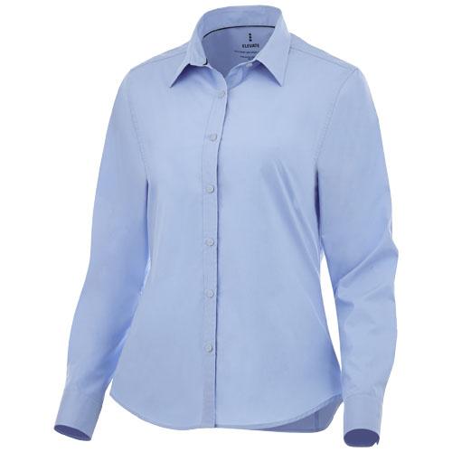 Hamell long sleeve women's stretch shirt