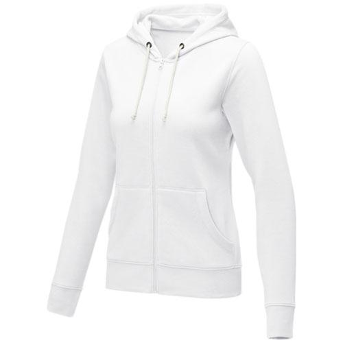 Theron women's full zip hoodie