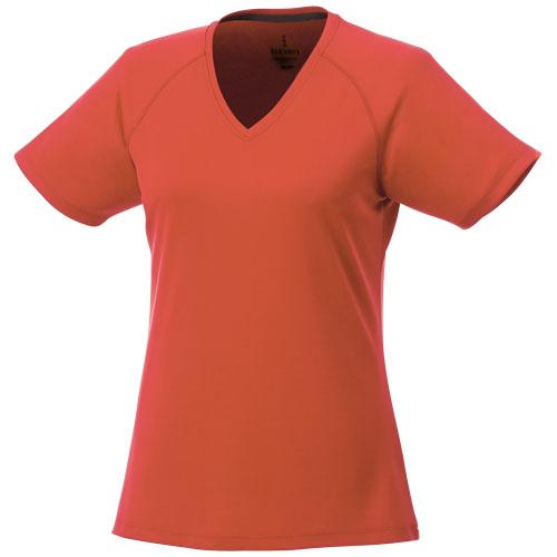Amery short sleeve women's cool fit v-neck t-shirt