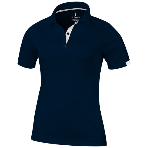 Kiso short sleeve women's cool fit polo