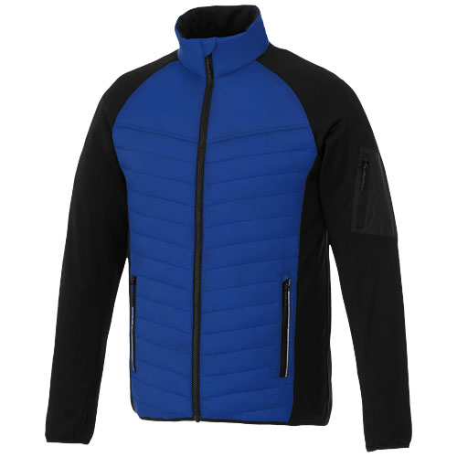 Banff men's hybrid insulated jacket