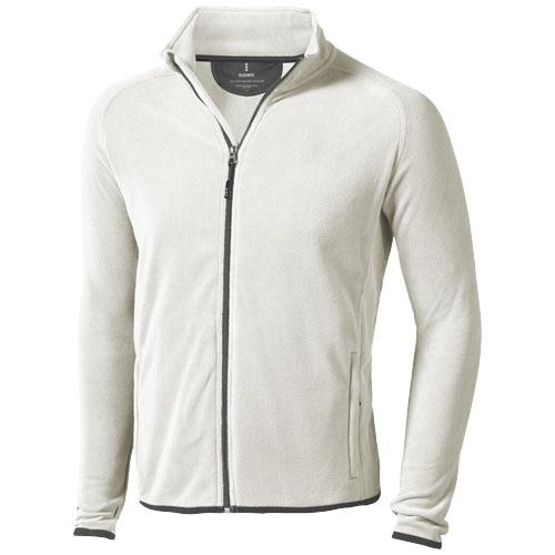 Brossard micro fleece full zip jacket