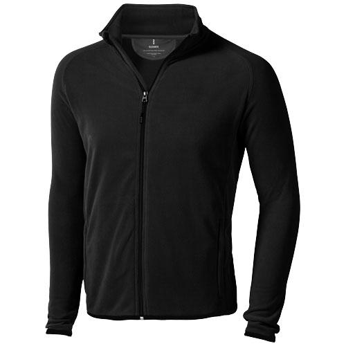 Brossard men's full zip fleece jacket